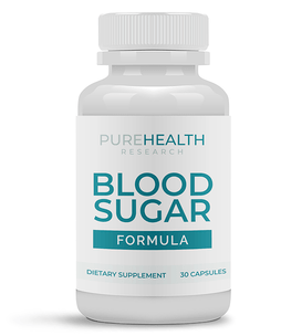 Pure Health Research Blood Sugar Formula Review