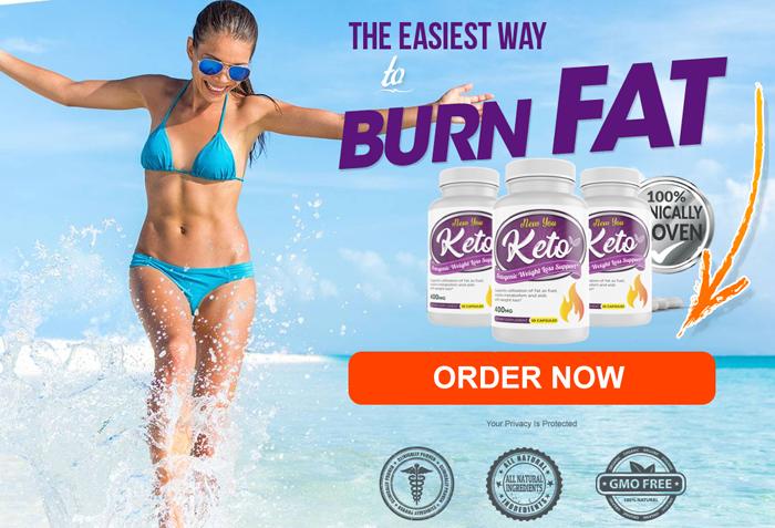Buy New You keto