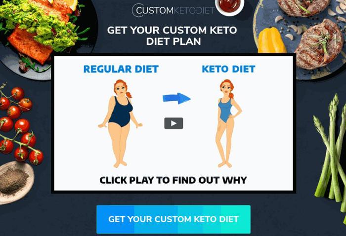 Custom Keto Diet