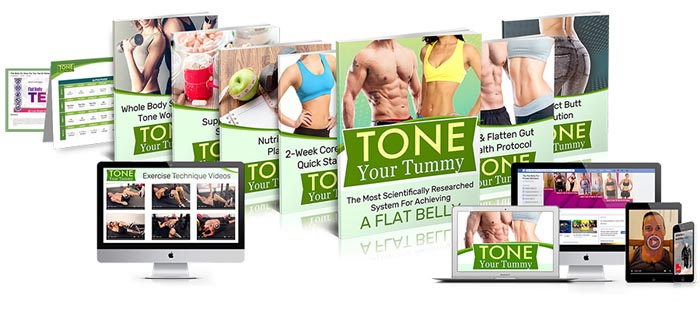 Tone Your Tummy PDF