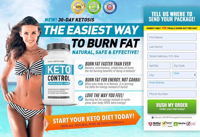 Vital Nutrition Keto Control Review