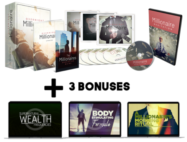 Wesley Virgin Overnight Millionaire System Review