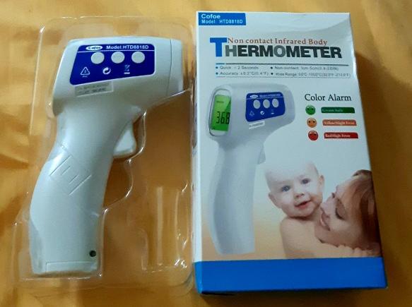 Thermosense Thermometer