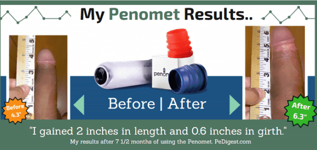 Penomet Results