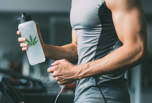 CBD Before A Workout